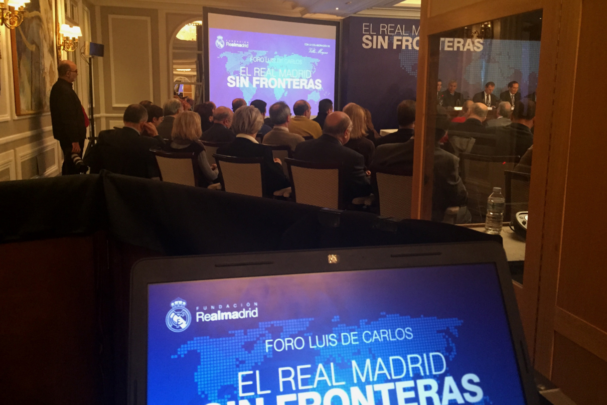 FORO LUIS CARLOS REAL MADRID